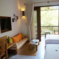 Отель Hoi An Chic 3* Люкс с различными типами кроватей фото 6
