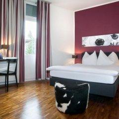 Hotel Hottingen 2* Стандартный номер с различными типами кроватей фото 5