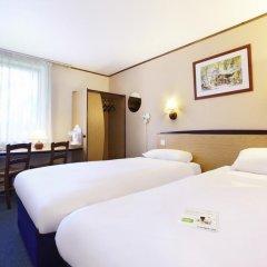 Campanile Hotel Amersfoort 3* Стандартный номер с различными типами кроватей