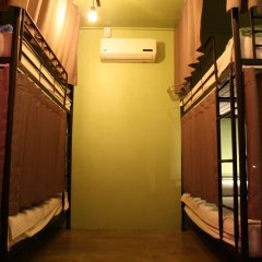 Mr.Comma Guesthouse - Hostel Кровать в женском общем номере с двухъярусной кроватью фото 18