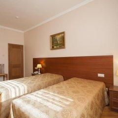 Гостиница ПолиАрт Стандартный номер с 2 отдельными кроватями фото 15