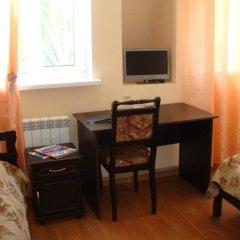 Гостиница Славянка Стандартный номер с различными типами кроватей фото 24