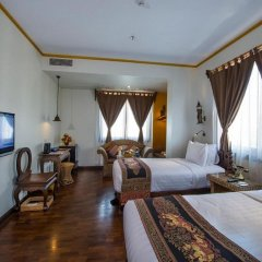 Bagan King Hotel 3* Улучшенный номер с различными типами кроватей фото 5