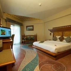 Отель Aonang Princeville Villa Resort and Spa 4* Номер Делюкс с различными типами кроватей фото 19