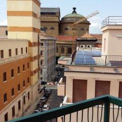 Отель Guelio al Massimo Suites&Breakfast Италия, Палермо - отзывы, цены и фото номеров - забронировать отель Guelio al Massimo Suites&Breakfast онлайн балкон