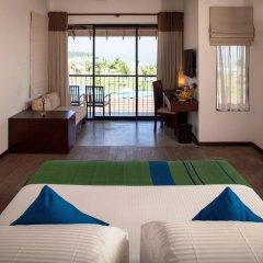 Отель The Calm Resort & Spa 3* Номер Делюкс с различными типами кроватей фото 4