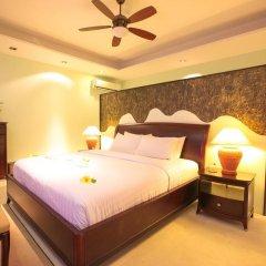 Отель Kihaad Maldives 5* Люкс с различными типами кроватей фото 3