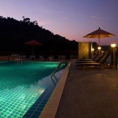 Отель Kris Residence Патонг бассейн фото 3