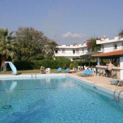 Отель Gorgona 3* Стандартный номер с различными типами кроватей фото 9