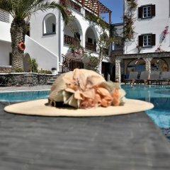 Отель Kafouros Hotel Греция, Остров Санторини - отзывы, цены и фото номеров - забронировать отель Kafouros Hotel онлайн бассейн