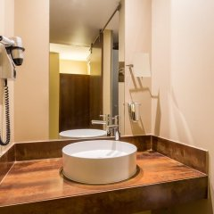 Апартаменты Salgados Palm Village Apartments & Suites - All Inclusive ванная