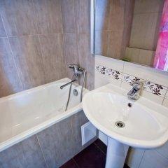 Гостиница Эдем Взлетка Улучшенные апартаменты разные типы кроватей фото 32