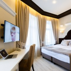 Мини-отель Далиси Улучшенный номер с разными типами кроватей фото 5