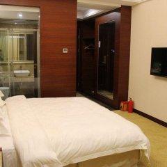 Xinte Hengtai Hotel 2* Стандартный номер с различными типами кроватей фото 2