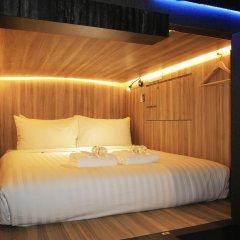 Lulu Hotel 3* Кровать в общем номере фото 7
