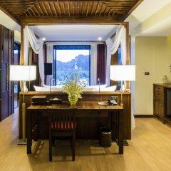 Отель Ao Nang Phu Pi Maan Resort & Spa 4* Люкс с различными типами кроватей фото 9