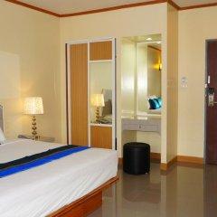 Отель J Two S Pratunam 2* Номер Делюкс