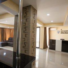 Отель Вояджер интерьер отеля фото 3