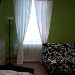 White Nights Hostel Стандартный семейный номер с различными типами кроватей фото 3