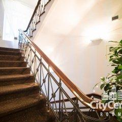 Отель City Center Rooms интерьер отеля