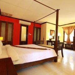 Отель Seashell Resort Koh Tao 3* Номер Делюкс с различными типами кроватей фото 2