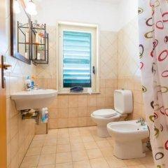 Отель Appartamento Glass Cinquecento Италия, Джардини Наксос - отзывы, цены и фото номеров - забронировать отель Appartamento Glass Cinquecento онлайн ванная фото 2