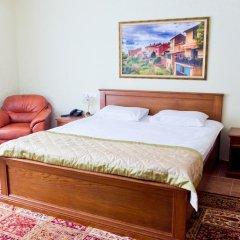 Гостиница Усадьба 4* Классический семейный номер с различными типами кроватей фото 2