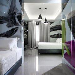 Отель Athens La Strada Стандартный номер с различными типами кроватей фото 3