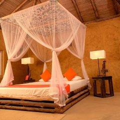 Отель Saraii Village 3* Улучшенное шале с различными типами кроватей фото 12