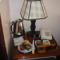 Holiday Diamond Hotel 2* Номер Делюкс с различными типами кроватей фото 4