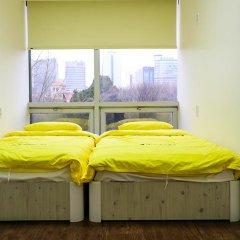 Отель 24 Guesthouse Seoul City Hall 2* Номер Делюкс с 2 отдельными кроватями фото 7