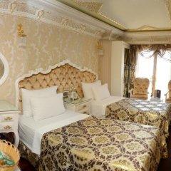 DeLuxe Golden Horn Sultanahmet Hotel 4* Улучшенный номер с различными типами кроватей фото 7