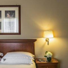Отель Starhotels Michelangelo 4* Стандартный номер с двуспальной кроватью фото 7