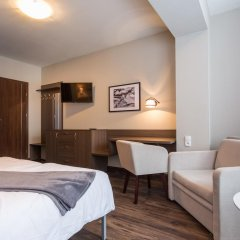 Отель Walkowy Dwor Закопане комната для гостей