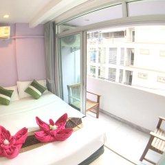 Отель The Room Patong 2* Номер Делюкс с различными типами кроватей фото 2