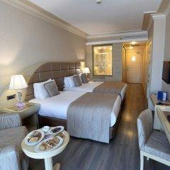 Eser Premium Hotel & SPA 5* Номер Делюкс с двуспальной кроватью фото 2