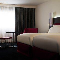 Отель Mercure Paris CDG Airport & Convention 4* Стандартный номер с различными типами кроватей фото 5