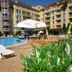 Отель Summer Dreams Болгария, Солнечный берег - отзывы, цены и фото номеров - забронировать отель Summer Dreams онлайн бассейн