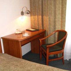 Гостиница Металлург 3* Стандартный номер с различными типами кроватей фото 5
