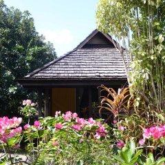 Отель Hitimoana Villa Tahiti 3* Бунгало с различными типами кроватей фото 3