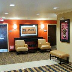 Отель Extended Stay America Elizabeth - Newark Airport США, Элизабет - отзывы, цены и фото номеров - забронировать отель Extended Stay America Elizabeth - Newark Airport онлайн интерьер отеля фото 2