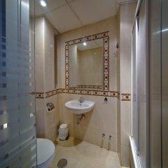 Отель Hostal La Muralla Стандартный номер с различными типами кроватей фото 10