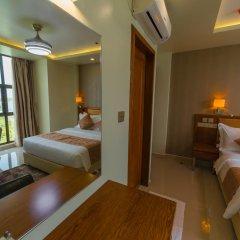 Отель Unima Grand 3* Номер Делюкс с различными типами кроватей фото 8