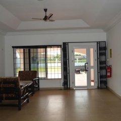 Отель Accra Luxury Lodge 2* Вилла с различными типами кроватей фото 4