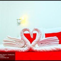 Отель OwinRich Resort 3* Улучшенный номер с различными типами кроватей