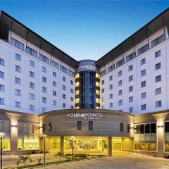 Отель Four Points by Sheraton Lagos Стандартный номер с различными типами кроватей фото 4