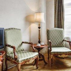 Hotel Residence Bijou de Prague 4* Люкс с различными типами кроватей фото 7