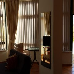 Отель Clube Meia Praia 3* Студия разные типы кроватей фото 6