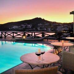 Deliades Hotel бассейн фото 3