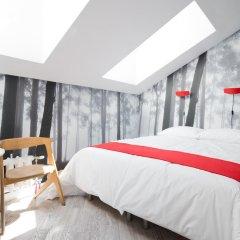 Арт отель Че Стандартный номер с различными типами кроватей фото 17